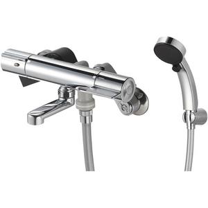三栄水栓 サーモシャワー混合栓(寒冷地用) SK18CK-T5L19【4973987661464:13750】
