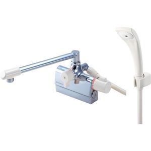 三栄水栓 サーモデッキシャワー混合栓(寒冷地用) SK78DK-13【4973987669354:13750】