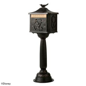 タカショー TD-MB01 メイルボックス ミッキー「鳥の郵便屋さん」 【4975149481866:14060】