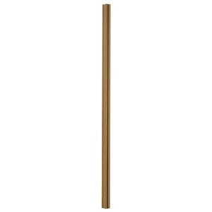 タカショー 『4本セット価格』 MNO-P02N ウッディープラ支柱 1800 ナチュラル 【2135902300205:14060】