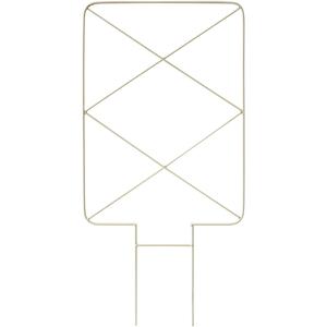 タカショー 『6個セット価格』 VGT-TP01CR ベジトレリスパネル クリーム 【2135902303787:14060】