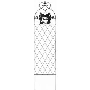 タカショー 『4個セット価格』 TD-TR03 ガーデントレリス ハート ミッキーマウス&ミニーマウス 【2135902303855:14060】
