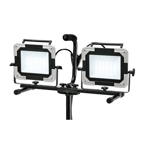 作業用品 作業照明 受注生産品 作業灯 EM 30W WLT-030LWA 別倉庫からの配送 LEDワークライトスタンド式ダブル