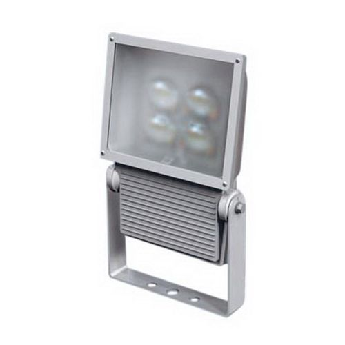 パナソニック LEDモールライト 駐車場用 電源内蔵型 水銀灯400形 広角タイプ配光 シルバーメタリック 昼白色 NNY24930LE9【4549077971036:14430】