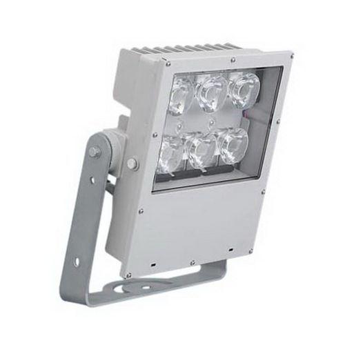 パナソニック LEDモールライト 駐車場用 電源内蔵型 マルチハロゲン灯Lタイプ1000形 ビーム角122° 調光 昼白色 NYS10357LF2【4549980089507:14430】