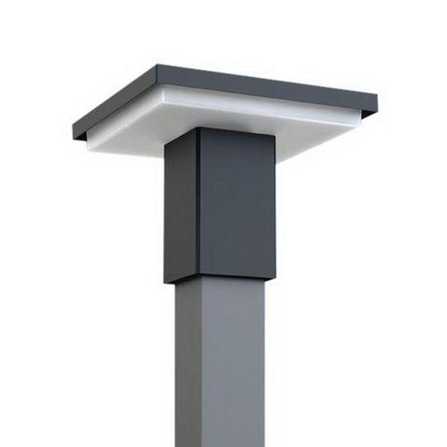 パナソニック LEDモールライト 角型ポールヘッドタイプ 水銀灯100形 アクリル 電球色 NYG2101L【4549980193136:14430】