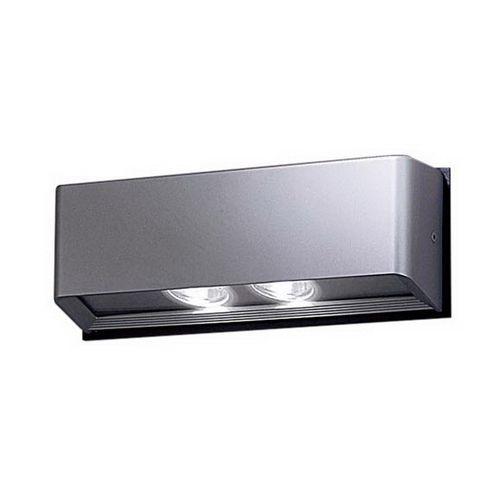 Panasonic 照明器具 セール商品 照明 LED ブラケットライト パナソニック LEDブラケット 35%OFF 昼白色 シルバーメタリック 4549980397947:14430 出入口用 防犯照明用 NNY20235KLE1