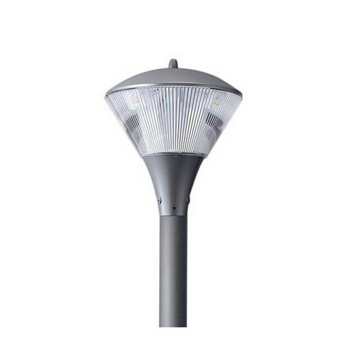 パナソニック LEDモールライト 灯具 全周配光 水銀灯100形 ミディアムグレーメタリック 昼白色 NNY22155KLE9【4549980403877:14430】