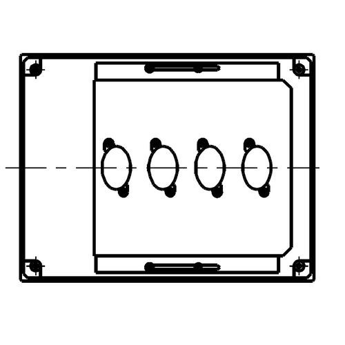 パナソニック LEDモールライト 灯具 ミディアムグレーメタリック 昼白色 NNY22192KLE9【4549980403914:14430】