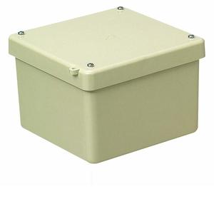 未来工業 強化プールボックス FRP製防水カブセ蓋 150×150×100 ベージュ FRP-1510B FRP-1510B【4589582134380:14430】