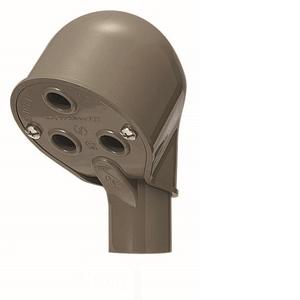 未来工業 エントランスキャップ 適合管:VE82 チョコレート MEC-82HT MEC-82HT【4589582137749:14430】