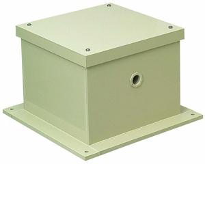 未来工業 防水液面電極保護ボックス カブセ蓋 正方形 250×250×200 ベージュ PVP-2520BDJ PVP-2520BDJ【4589582163335:14430】
