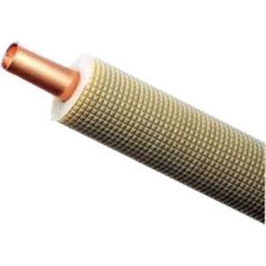 因幡電工 ネオコイル 20m 被覆銅管空調用シングルタイプ 4分  NC420 [  電気配管 エアコン部材 エアコン配管 ] 【4518301003447:14430】