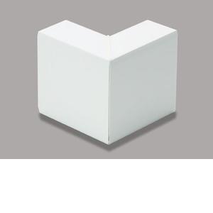 マサル工業 外マガリ 5号 ホワイト MDS152【4528944109130:14430】