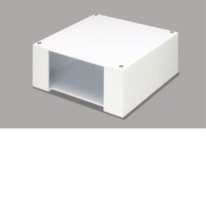 マサル工業 ブンキボックス 5号 ホワイト MDB512【4528944118064:14430】