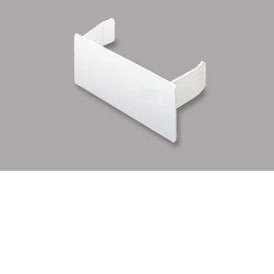 マサル工業 エンド 4020 ホワイト LDE422【4528944168229:14430】