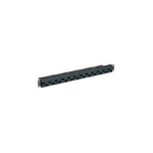 パナソニック モジュラ型パッチパネル ブラック NR21228B【4547441110326:14430】