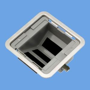 パナソニック マルチフロアコン フリー用器具ユニット DUM4888K【4547441710274:14430】