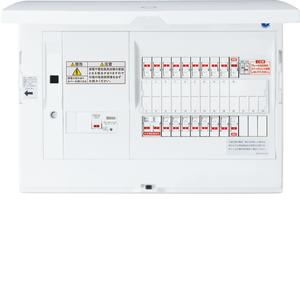 パナソニック AiSEG型エコキュート・電気温水器・IH対応住宅分電盤 (分岐タイプ)18+3(75A) BHN87183B3 【4549077585950:14430】