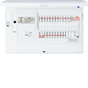 パナソニック AiSEG通信型太陽光発電システム対応住宅分電盤 20+2(75A) BHN87202J BHN87202J【4549077586049:14430】