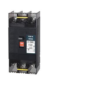 テンパール工業 電動機分岐回路用/素子なし遮断器 ノートリップ K153EC【4950870041046:14430】
