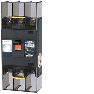 テンパール工業 太陽光発電システム用単3中性線欠相保護付漏電遮断器 OC付 200A リード線付 U223EA20W2V【4950870124077:14430】