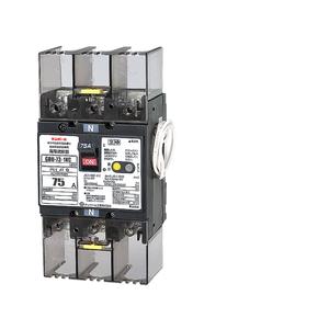 テンパール工業 単3中性線欠相保護付漏電遮断器 OC付 U7301KC7515V【4950870128921:14430】