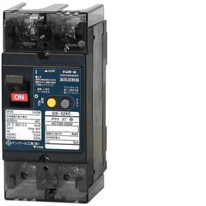 テンパール工業 Kシリーズ 分電盤協約形サイズ 漏電遮断器 OC付 40A 52KC4030【4950870131747:14430】