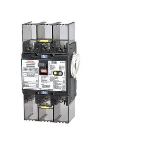 テンパール工業 単3中性線欠相保護付漏電遮断器 OC付 U10301KC615V【4950870135448:14430】