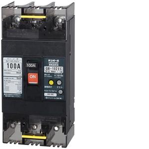 テンパール工業 Eシリーズ 経済タイプ 漏電遮断器 OC付 102EC1030【4950870137633:14430】
