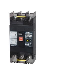 テンパール工業 Eシリーズ 経済タイプ 漏電遮断器OC付50A-15mA 200-415V 埋込形 103EC05154F【4950870141128:14430】
