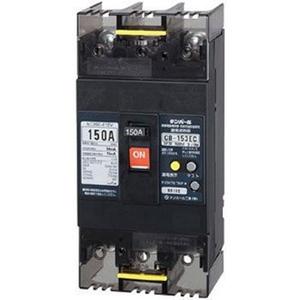 テンパール工業 Eシリーズ 経済タイプ 漏電遮断器 OC付 153EC15W24【4950870148950:14430】