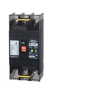 テンパール工業 Eシリーズ 経済タイプ 漏電遮断器OC付75A(18.5kW)-30mA 補助スイッチ付 73EC7530A【4950870150748:14430】