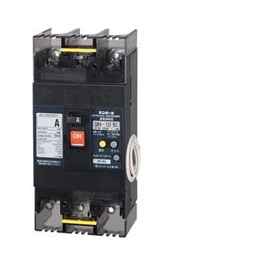 テンパール工業 単3中性線欠相保護付漏電遮断器 OC付 125A リード線付 U12301EC12W2V【4950870166503:14430】