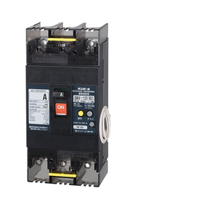テンパール工業 単3中性線欠相保護付漏電遮断器 OC付 U12301EC06W2V【4950870166916:14430】
