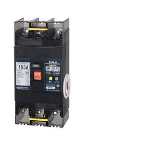 テンパール工業 単3中性線欠相保護付漏電遮断器 OC付 裏面形 U15301EC153SV【4950870167586:14430】