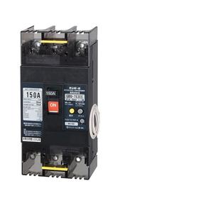 テンパール工業 太陽光発電システム用単3中性線欠相保護付 商用電源側用 逆接続対応型 漏電遮断器 OC付 U153EC1530V【4950870167869:14430】