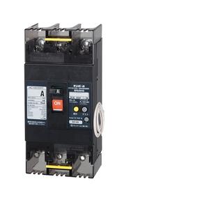 テンパール工業 単3中性線欠相保護付漏電遮断器 OC付 U12301EC10W2LV【4950870168064:14430】
