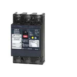 テンパール工業 Eシリーズ 経済タイプ 漏電遮断器 OC付 33EC15154S【4950870169245:14430】