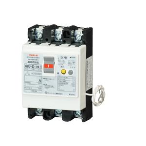 テンパール工業 漏電遮断器 単3中性線欠相保護付 過電圧検出リード線付 U5301HEC5030【4950870178711:14430】