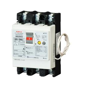 テンパール工業 漏電遮断器 太陽光発電システム用 商用側主幹用 U53HEC4030【4950870178766:14430】
