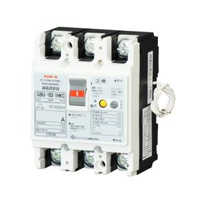テンパール工業 漏電遮断器 単3中性線欠相保護付 過電圧検出リード線付 U10301HKC530【4950870179688:14430】