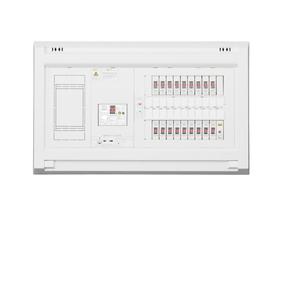 テンパール工業 パールテクト 扉なし 避雷器付住宅用分電盤 リミッタースペース付 YALG35101LA1【4950870338313:14430】