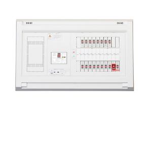 テンパール工業 パールテクト 扉なし 単3分岐ブレーカ組込住宅用分電盤 リミッタースペース付 YALG35122N1【4950870339198:14430】