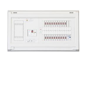 テンパール工業 パールテクト 扉なし 省エネコントローラPC-4B組込 ピークカット機能付 住宅用分電盤  YALG36122PC4【4950870339563:14430】