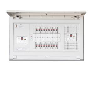 テンパール工業 パールテクト 扉付 太陽光発電システム 1次送り リミッタースペースなし MAG34142T21【4950870365579:14430】