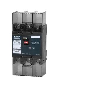 テンパール工業 Kシリーズ 分電盤協約形サイズ 配線用遮断器 100A(22kW) 警報スイッチ B103KC10P【4950870019458:14430】