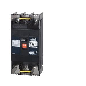 テンパール工業 Eシリーズ 経済タイプ 配線用遮断器 150A(37kW) 補助スイッチ B153EC15A【4950870034857:14430】