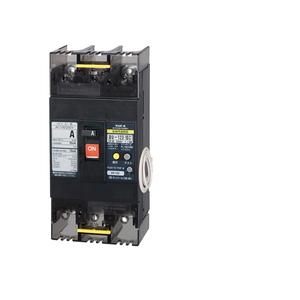 テンパール工業 単3中性線欠相保護付配線用遮断器 裏面形 BU12301EC06SV【4950870035519:14430】