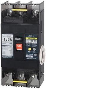 テンパール工業 単3中性線欠相保護付配線用遮断器150V リード線付 BU15301EC15V【4950870035663:14430】